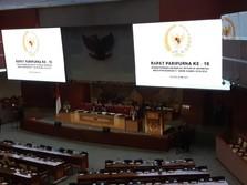 Jokowi Patut Bangga, Laporan Keuangan 2018 Dapat Opini WTP
