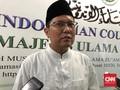 Ketua MUI Sebut Rencana Lapor Sukmawati Sesuai Arahan Ma'ruf