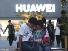 Kisah Huawei Jadi 'Musuh' Nomor Satu Perusahaan Teknologi AS