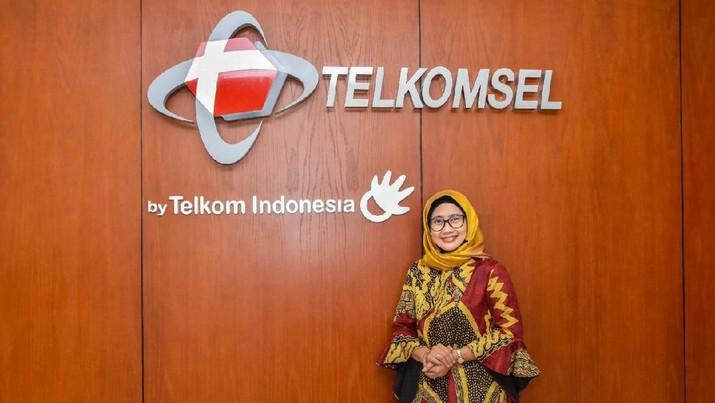 RUPST Telkomsel yang berlangsung hari ini (29/5/2019) menunjuk Emma Sri Martini sebagai direktur utama baru Telkomsel.