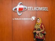 Ini Emma Sri Martini, Srikandi Pemimpin Baru Telkomsel