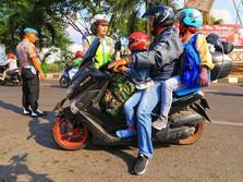 Kemenhub Sebut Jumlah Pemudik Sepeda Motor Capai 1 Juta Unit