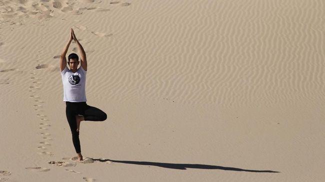 Dunia Rayakan Hari Yoga Internasional