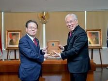 RI-Jepang Sepakat Dorong Reformasi WTO