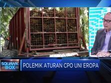 Polemik Aturan CPO Uni Eropa