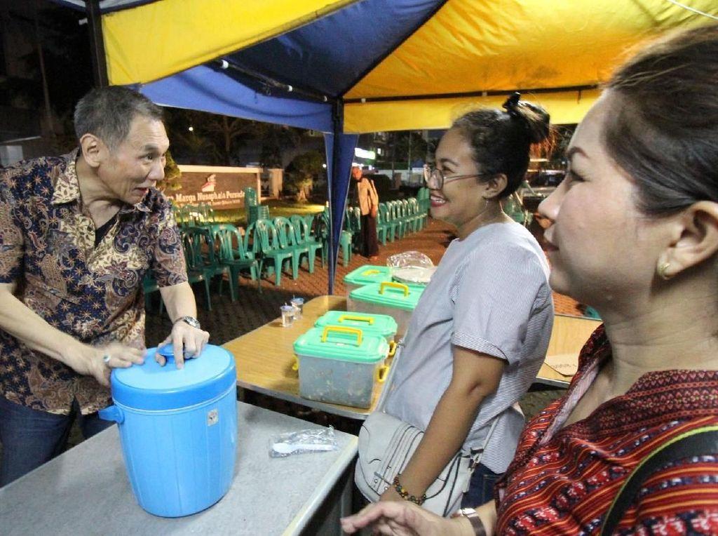 Kegiatan ini merupakan hasil kerja sama komunitas Muslim Tionghoa Indonesia dengan sejumlah perusahaan sebagai bentuk kepedulian terhadap masyarakat yang membutuhkan. Dengan memiliki semangat yang sama, keikutsertaan Finmas dalam kegiatan ini juga menjadi wujud berbagi keberkahan kepada sesama di bulan suci Ramadan.