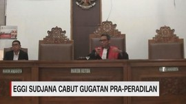 VIDEO: Eggi Sudjana Cabut Gugatan Pra Peradilan