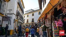 Mencari Oleh-oleh Khas Andalusia