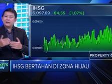Pergerakan IHSG dan Rupiah Jelang Akhir Pekan