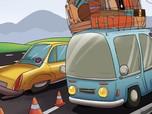 Siap-siap! Sistem One Way Tol Trans Jawa Berlaku Besok Lho...
