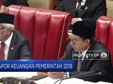 Rapor Baik Keuangan Pemerintah 2018