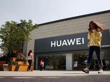Melanggar Konstitusi, Huawei Ajukan Mosi di Pengadilan AS