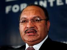 Politik Bergejolak Berminggu-minggu, PM Papua Nugini Mundur