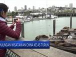 Kunjungan Wisatawan China ke AS Berkurang