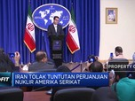 Iran Tolak Tuntutan Perjanjian Nuklir AS