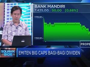 Emiten Big Caps Bagi-Bagi Dividen