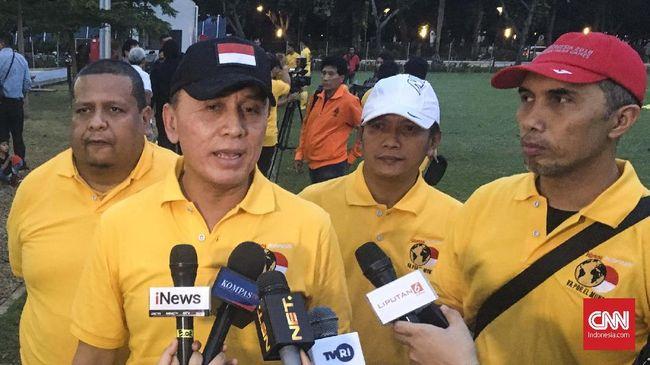 Demi Jadi Ketua PSSI, Iwan Bule Pilih 'Blusukan'