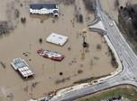 Pagi Ini Harga Minyak Terkoreksi, Gara-gara Banjir Arkansas?