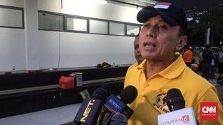 Mantan Kapolda Metro Respons Rumor Calon Ketua PSSI