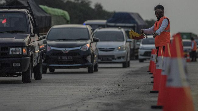 H-7 Hingga Lebaran, Angka Kecelakaan Turun 62 Persen