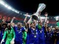 FOTO: Chelsea Juara Liga Europa, Arsenal Menangis