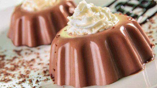 Resep Berbuka Puasa: Puding Cokelat Untuk Diabetesi