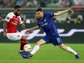 Babak I Final Liga Europa: Chelsea vs Arsenal Imbang
