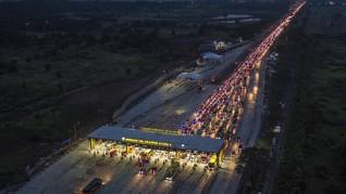 Klaim Kemhub, Sistem One Way Dongkrak Omzet Warung 300 Persen