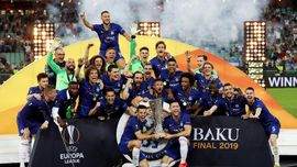 7 Rekor Tercipta Usai Chelsea Juara Liga Europa