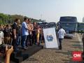 Mudik Gratis ala Anies, Harga Sewa Bus Rata-rata Rp19,3 Juta