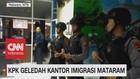 VIDEO: KPK Geledah Kantor Imigrasi Mataram