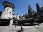 Taman Star Wars Disneyland Hadirkan Sensasi Luar Angkasa