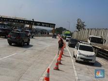 Libur Imlek Selesai, 268 Ribu Kendaraan Kembali ke Jabotabek