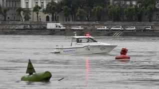 Polisi Hungaria Tangkap Kapten Kapal Penyebab Kecelakaan Maut