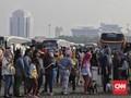 FOTO: Mudik Bareng Warga Jakarta
