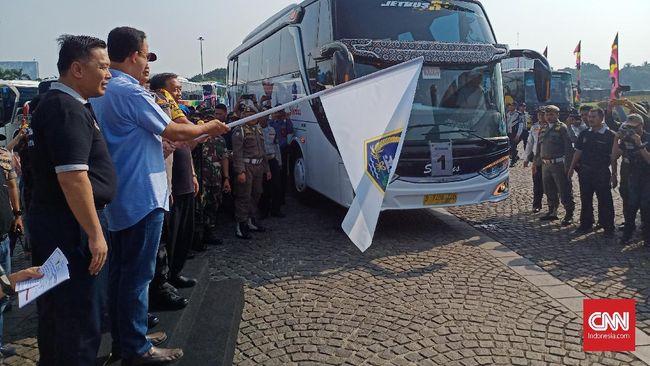 IBC Kritik Mudik Gratis ala Anies Habiskan Rp14 Miliar APBD