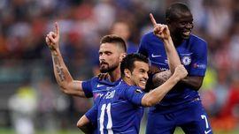 Hasil Final Liga Europa: Chelsea Juara Usai Bantai Arsenal