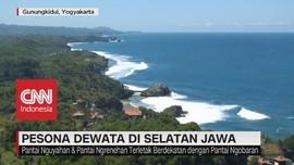 VIDEO: Pesona Dewata di Selatan Jawa