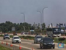 Arus Mudik Dimulai, 57.405 Kendaraan Tinggalkan Jakarta