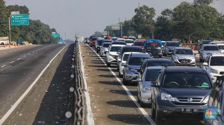 Hali ini dilakukan untuk mengantisipasi kemacetan arus balik para pemudik lebaran 2019.
