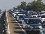 One Way Balik Berlaku Hari Ini & Keluar Jakarta Masih Macet