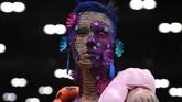 Das_Kidd tiba untuk mengikuti festival DragCon milik RuPaul yang berlangsung tiga hari di Los Angeles, Amerika Serikat. Festival ini disebut sebagai