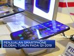 Penjualan Smartphone Global Turun pada Q1-2019