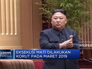 Korea Utara Eksekusi Mati Dua Pejabat