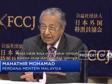 Mahathir: Gojek Cs & Ojol akan Untungkan UKM Malaysia