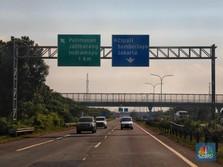 Menhub: Kecelakaan Selama Arus Mudik Turun 60%
