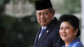 FOTO: Ani Yudhoyono dalam Kenangan