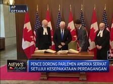 Perjanjian Dagang Antara Kawasan Amerika Utara
