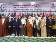 RI & Negara-negara OKI Fokus Bahas Masa Depan Palestina