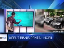 Kebut Bisnis Rental Mobil